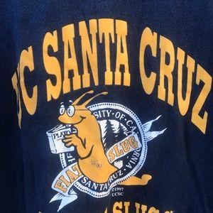 Gildan Shirts - Vintage 1997 UC Santa Cruz Banana Slugs shirt